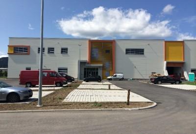 TU Ilmenau - Gebäude für Forschung und Entwicklungsleistungen