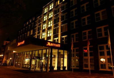 Mariott Hotel in Köln