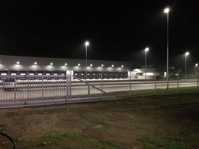 Neubau 3 Lidl Läger, Bruckberg, Emstek und Langgöns