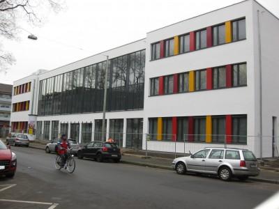 Energetische Sanierung Albert-Schweitzer-Schule, Krefeld